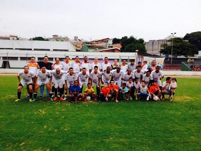Nove de Julho: campeão da Copa Aramis Polli de futebol com 100% de aproveitamento