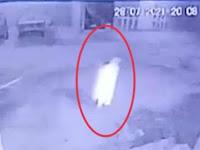 Heboh Sosok Mirip Kuntilanak Terekam CCTV di Batubara, Ini Penuturan Warga
