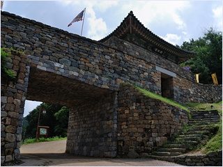 ป้อมปราการคงซานซอง (Gongsanseong Fortress)