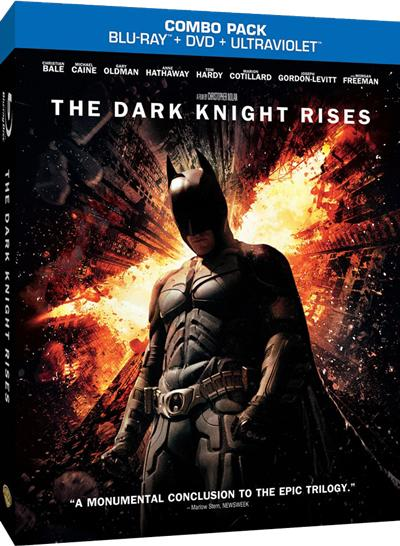 Batman 3 El Caballero de la Noche Asciende 720p HD Español Latino Dual BBRip 2012