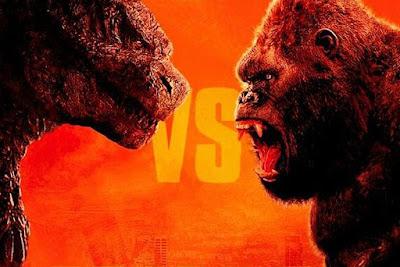 Kong vs Godzilla Teaser Poster