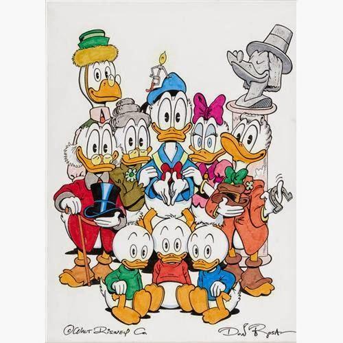 Donal Duck Family - evadollzz.com