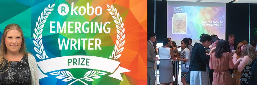 Kobo Emerging Writer Prize