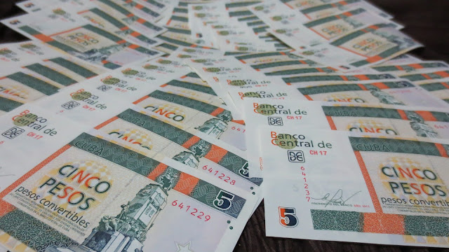 Monnaie locale du Peso cubain