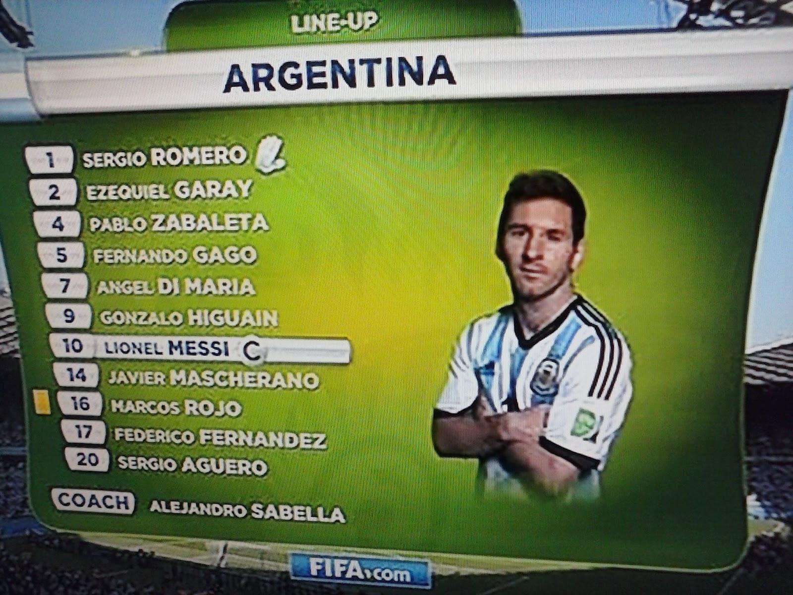 7b2afe72a8a06 Olhos Estranhos  Messi salva a Argentina  Gana e Alemanha empatam ...