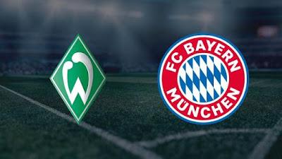 مشاهدة مباراة بايرن ميونخ ضد فيردر بريمن اليوم 21-11-2020 بث مباشر في الدوري الالماني