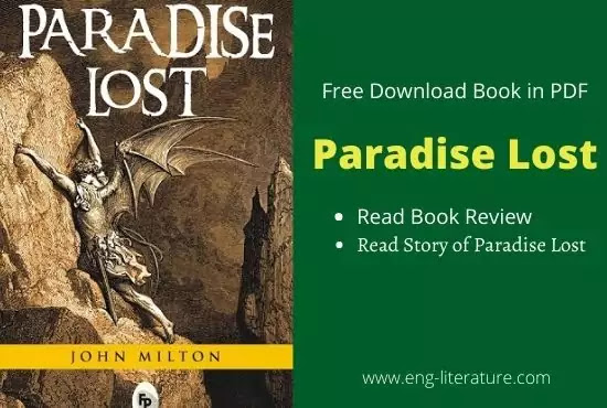 Free Download John Milton's Paradise Lost PDF / Read Paradise Lost Short Summary