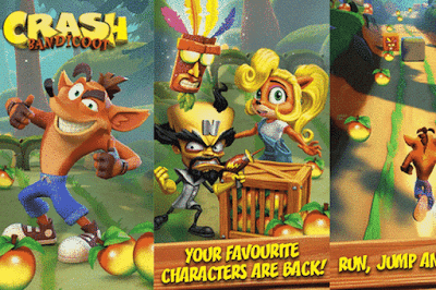 Cara mengatasi game Crash Bandicoot error tidak bisa dibuka