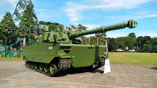 Medium Tank Harimau -  MT APO