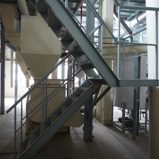 Automatic Poultry Feed Mill 8-10 tons per hour