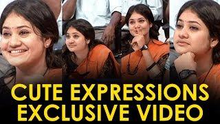 Neeya Naana Divya Teacher Orange Saree | Premam Malare | TamilNadu Malar Teacher