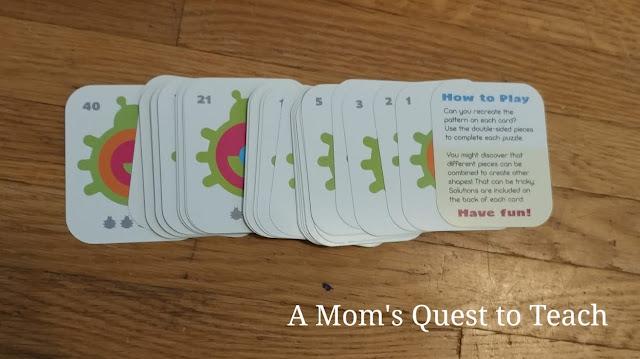 Bugzzle Cards