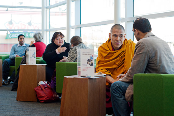 The Centered Librarian: The Human Library: Check out a ...