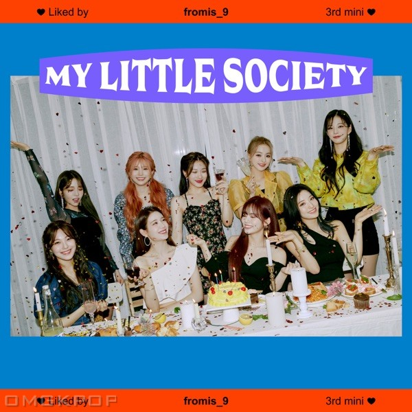 fromis_9 – My Little Society – EP