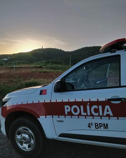 Polícia Militar prende em Guarabira albergado suspeito de  ameaçar a irmã de morte