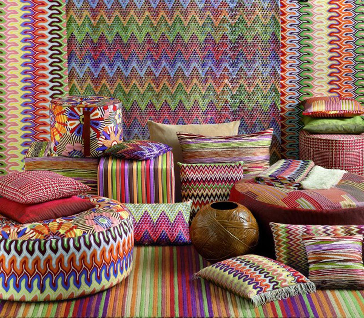 La Vie Cest Chic PEOPLE_Ottiavio Missoni il colore