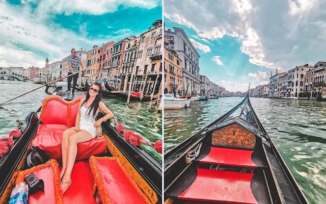 Co warto wiedzieć wybierając się do Wenecji? Wyprawa gondolą. - Czytaj więcej »