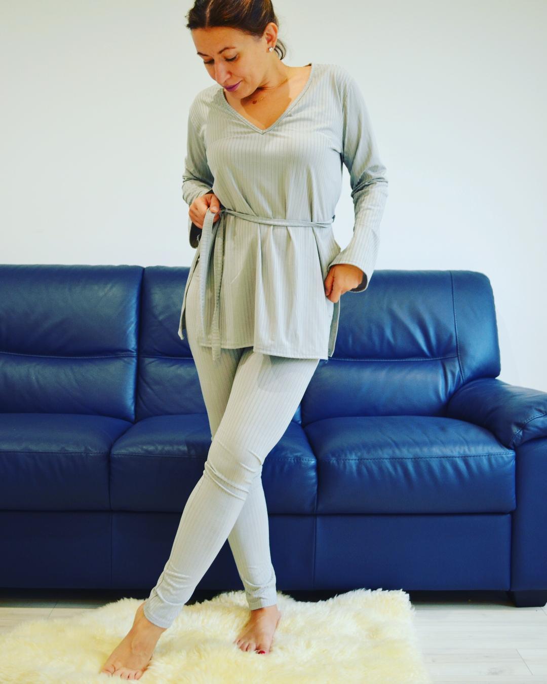 Feminine Femme Luxe Loungewear