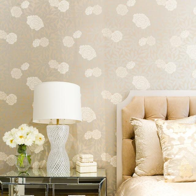 Wallpaper Dinding Kamar Tidur Remaja Perempuan Kekinian