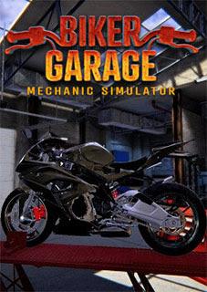 Biker Garage Mechanic Simulator Thumb