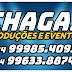 CHAGAS PRODUÇÕES E EVENTOS