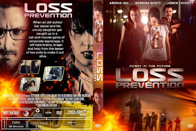 Loss Prevention DVD Cover