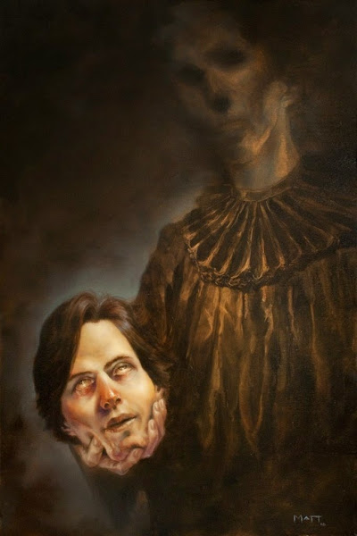 Matt Hughes, Macabre Art, Macabre Paintings, Horror Paintings, Freak Art, Freak Paintings, Horror Picture, Terror Pictures