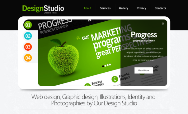 Template Html5 Free. free website templates free html5 templates ...