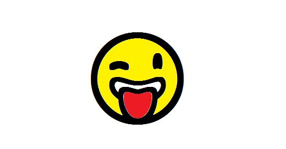 Klavyede Şaka 😜 Emojisi Nasıl Yapılır