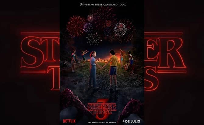 Strangers, Things, estreno
