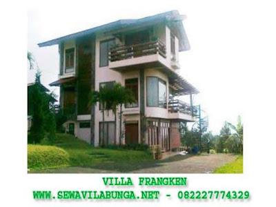Villa Frangken - Villa Istana Bunga 4 Kamar