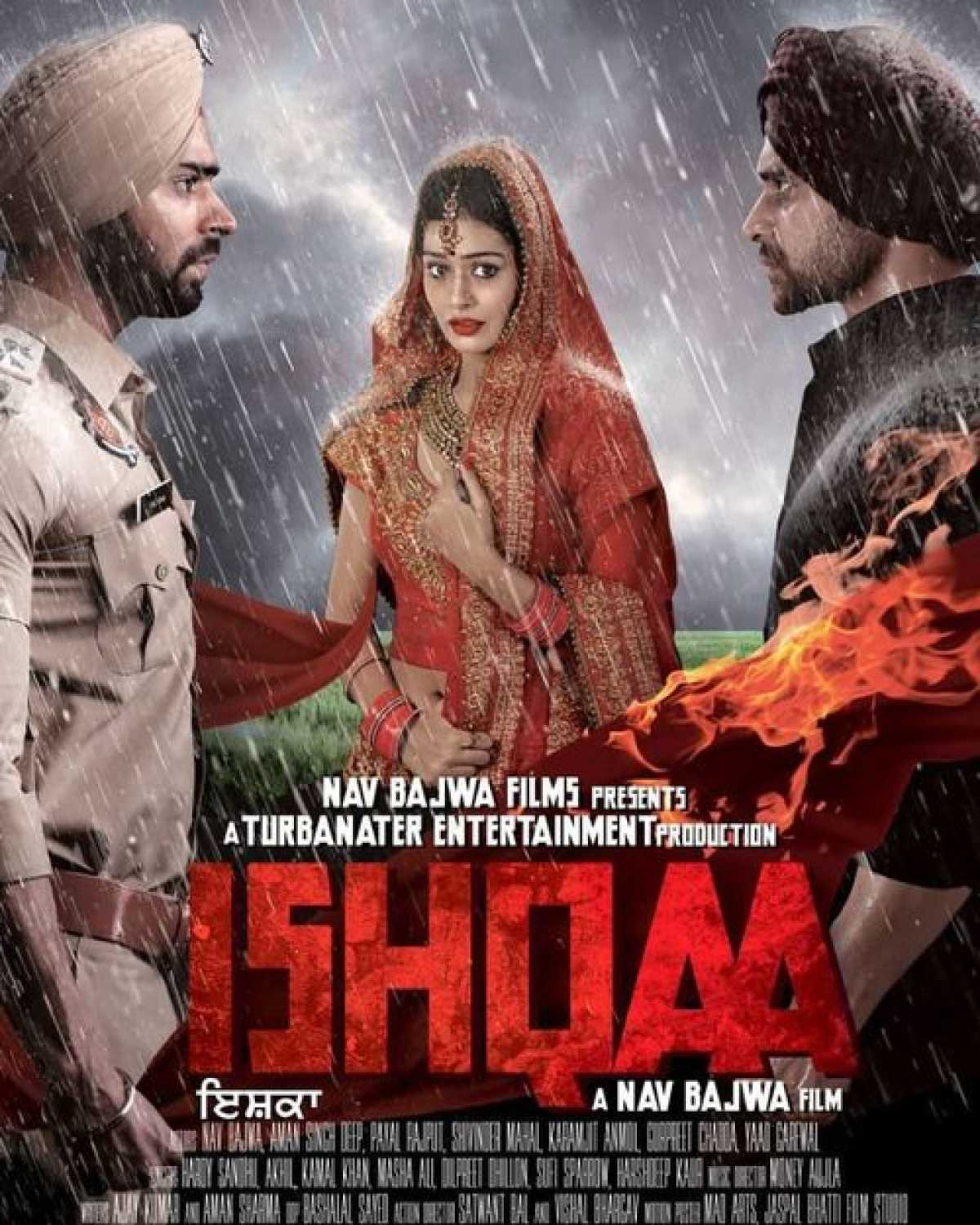 Ishqaa (2019) Punjabi 720p WEB-DL 1.2GB ESubs