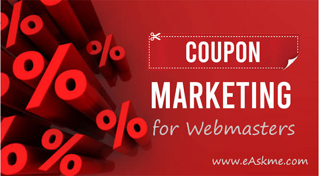 Coupon Marketing in 2021 for Webmasters: eAskme