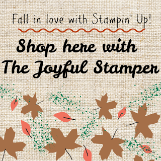 Shop Stampin' Up! products with demonstrator Nicole Steele The Joyful Stamper