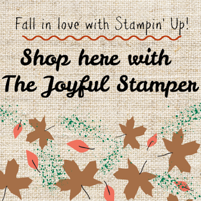 Shop here with Nicole Steele, The Joyful Stamper
