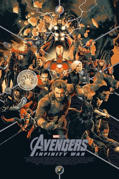 Mejor película de Marvel