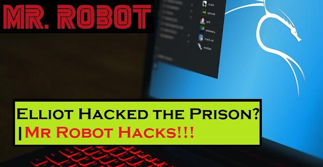 How Elliot Hacked the Prison?   Mr Robot Hacks!