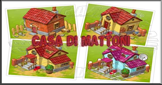 Fans di citygames il blog island experiment casa di for Costo di costruzione casa di mattoni