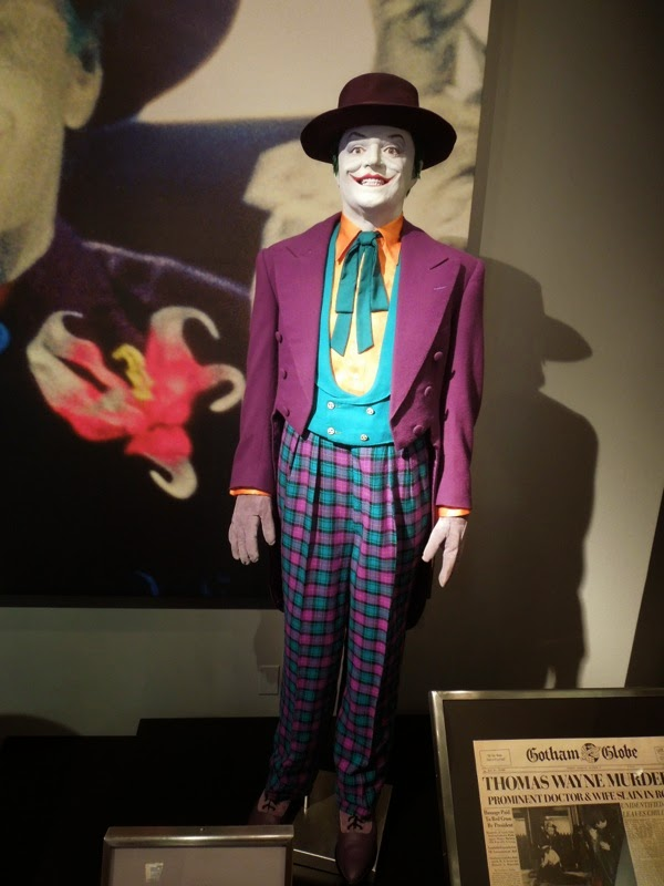 Jack Nicholson Joker 1989 Batman costume