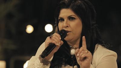 "Vanilda Bordieri lança clipe da música ""Jesus Está Chegando Aí"""