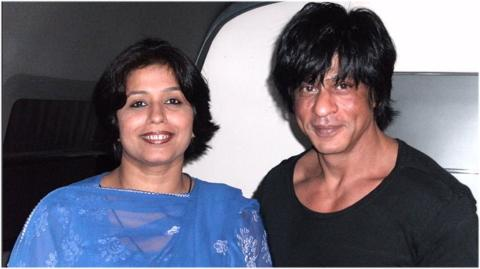 Shahrukh Khan's sister-in-law lives in Pakistan