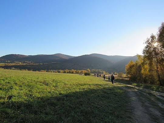 Dolina Wołosatego.