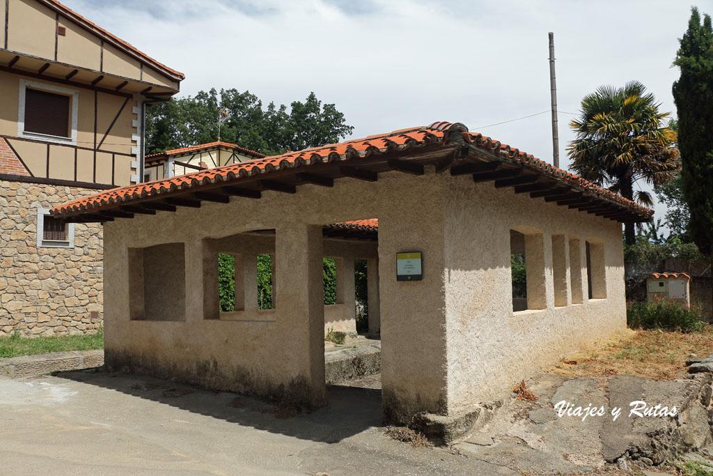 Lavadero de la Moriana, Sequeros