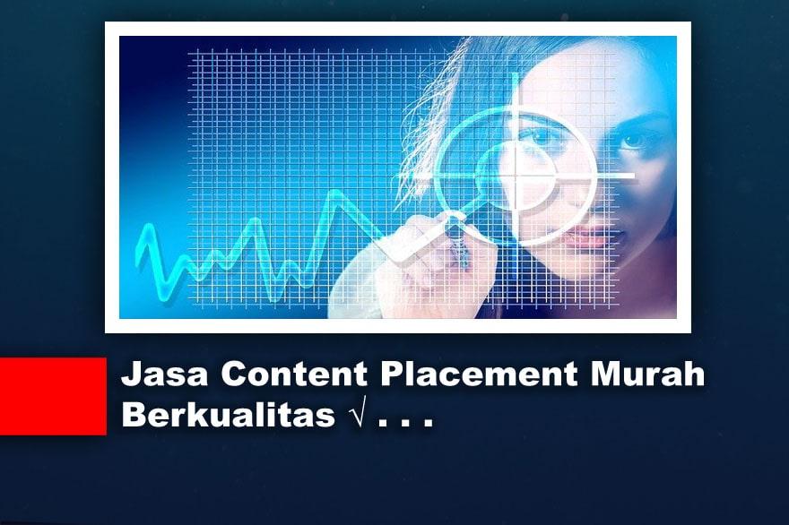 Jasa Content Placement Murah Berkualitas