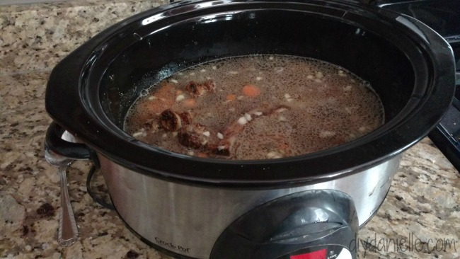 Easy Crockpot Beef Broth Recipe