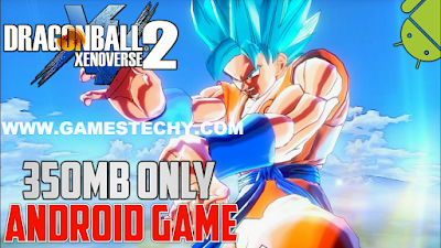 Dragon Ball z Xenoverse 2 compressed PSP Android