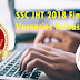 SSC JHT 2018 Final Vacancies Released: Check Here