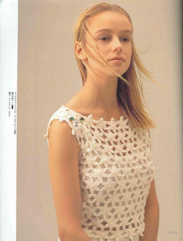 Top Estrellas Composicion Crochet