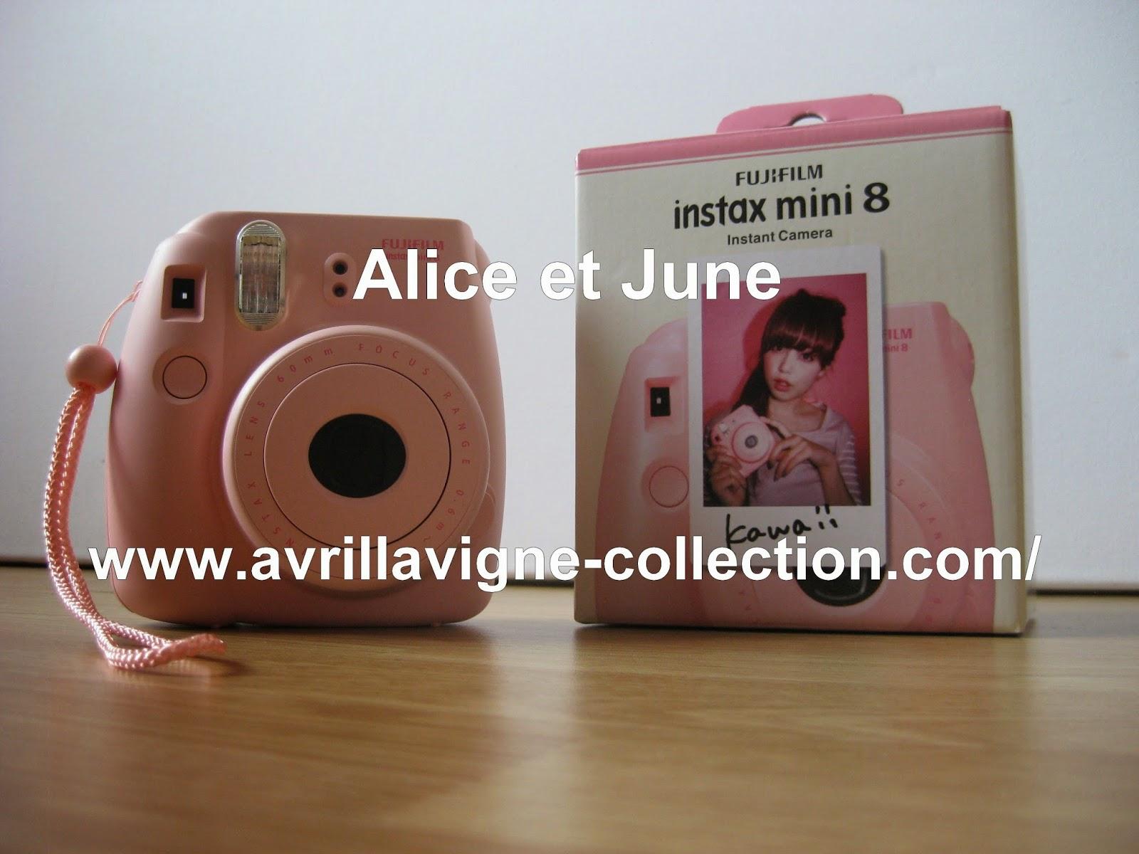 Hello Kitty Product Appareil Photo Instantane Fujifilm Instax Mini
