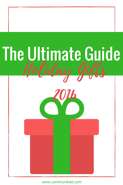 The Ultimate 2016 Gift Guide For Everyone On Your List